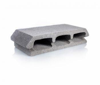 Bloque de cemento para losa de 10 cm de espesor