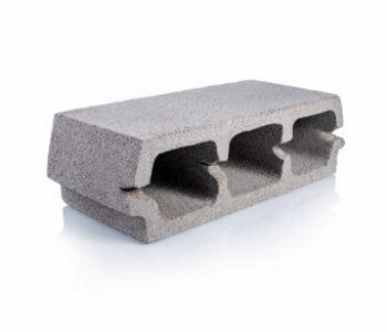 Bloque de cemento para losa de 12 cm de espesor