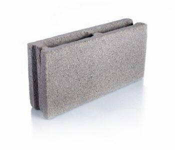 Bloque de cemento para muro de 10 cm de espesor