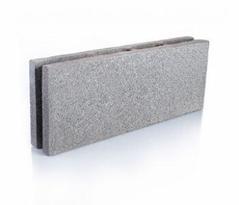 Bloque de cemento visto para muro de 8 cm de espesor
